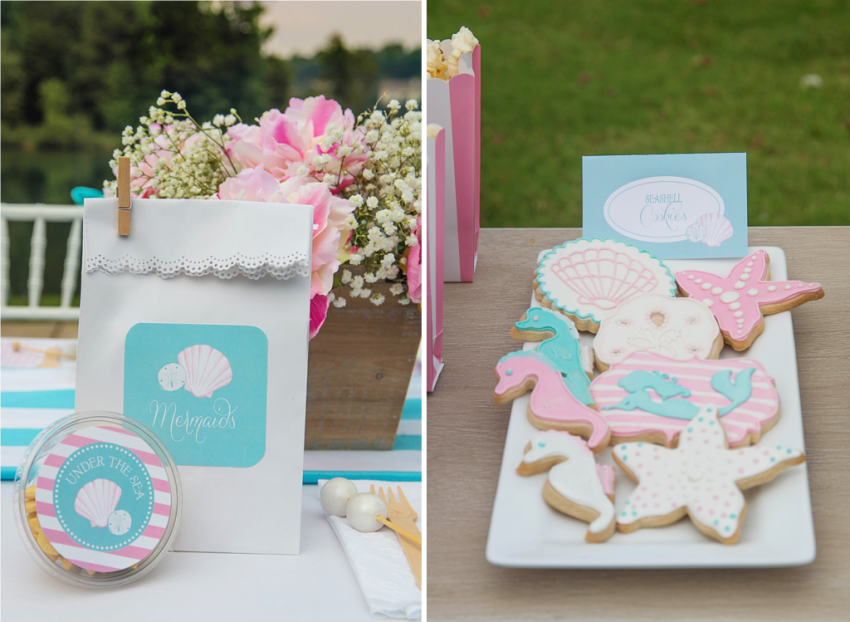 Mermaids Party by Sweet Peach Paperie-4