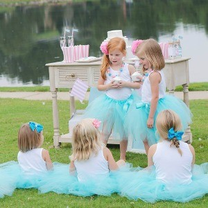 Guest Party: Mermaids and Mommies Birthday Party for Twins