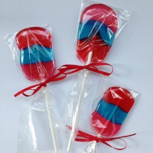 Tutorial: How to Make Jolly Rancher Lollipops