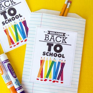 Freebie Friday: 70+ Back to School Printables