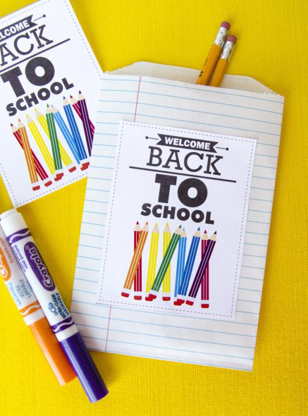 FF Love the Day - School