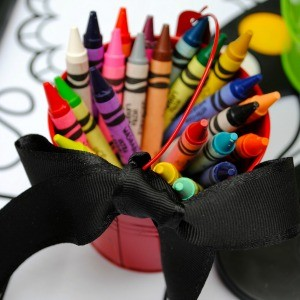 My Parties: Mini Art Party with The Coloring Table