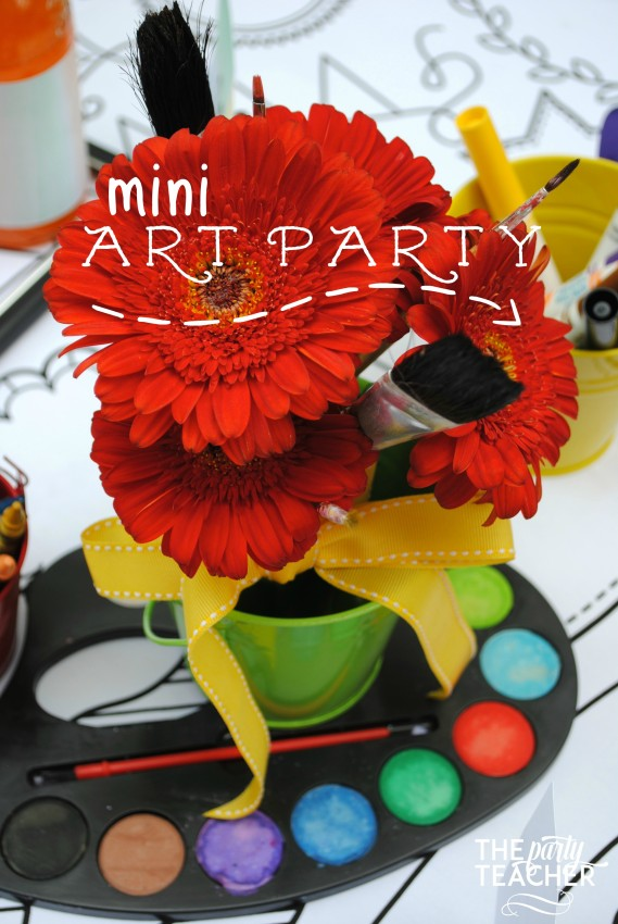 Mini Art Party by The Party Teacher-0158b