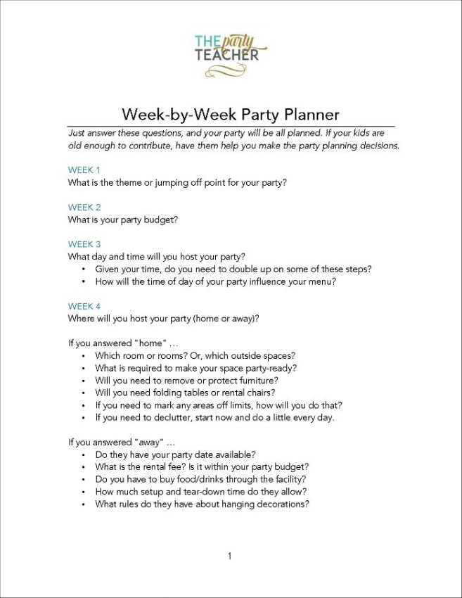 Week by Week Party Planner by The Party Teacher_Page_1