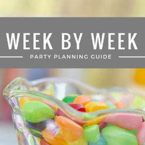 How Do You Plan a Party When You're Crazy Busy?