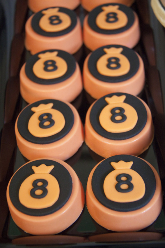Robbers cookies - Cops and Robbers Party by Sparkling Sweets Boutique-13