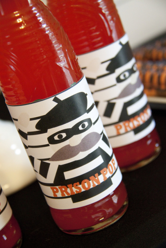 Robbers soda - Cops and Robbers Party by Sparkling Sweets Boutique-15