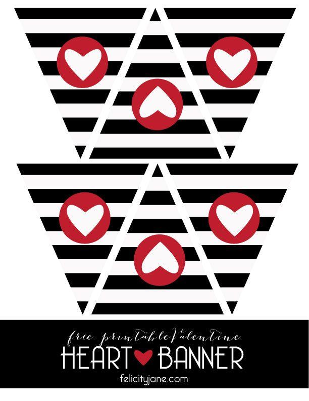 FF Felicity Jane Valentines Day Banner