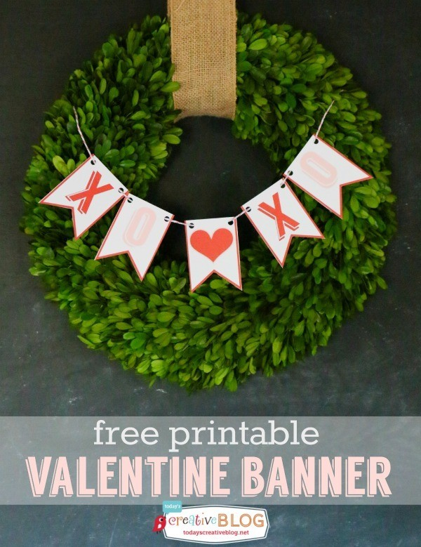 FF Today's Creative Blog Valentines Day Banner