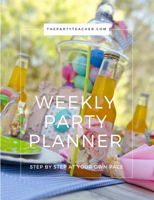 Weekly Party Planner Cover 032217
