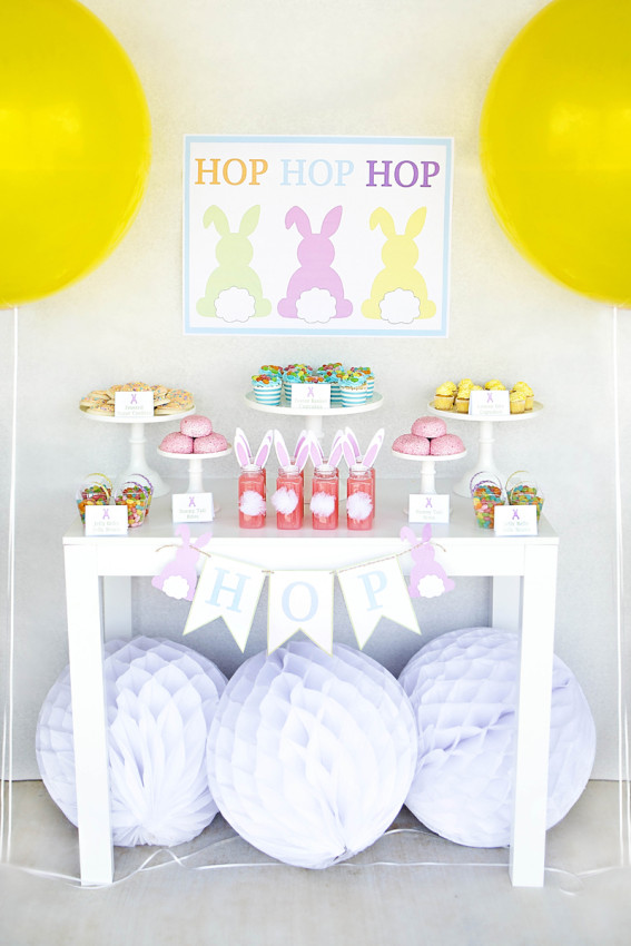Kids-Easter-Party by Lillian Hope Designs-1