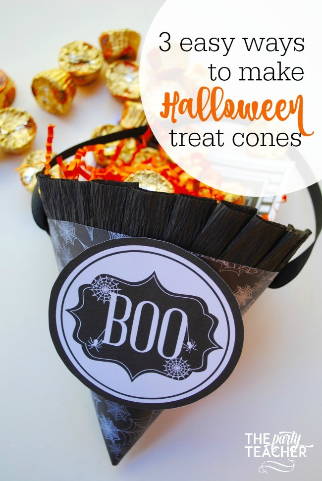 youve-been-bood-treat-cone-by-the-party-teacher