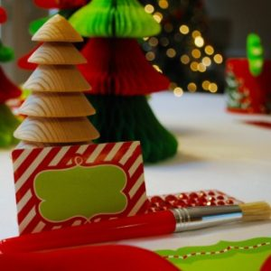 My Parties: Christmas Crafting Party