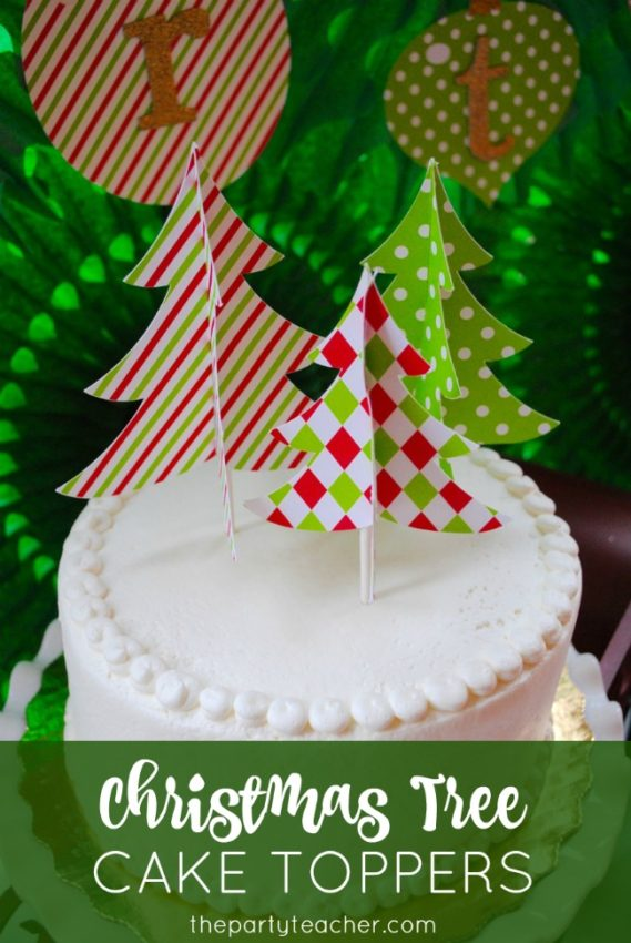 christmas-tree-cake-toppers-by-the-party-teacher-5