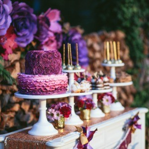 Guest Party: Floral Christmas Wonderland Party