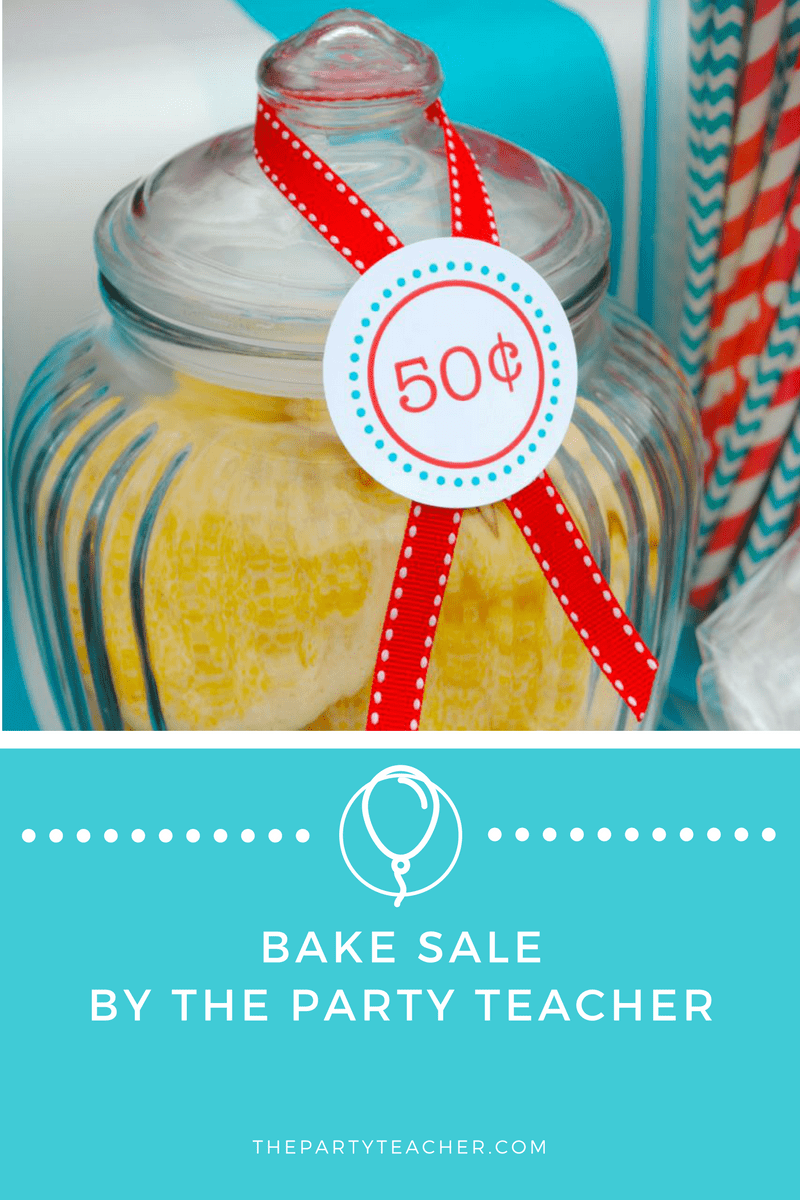 Bake Sale Party
