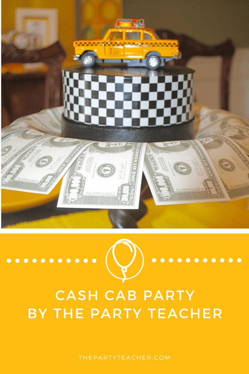Cash Cab Party