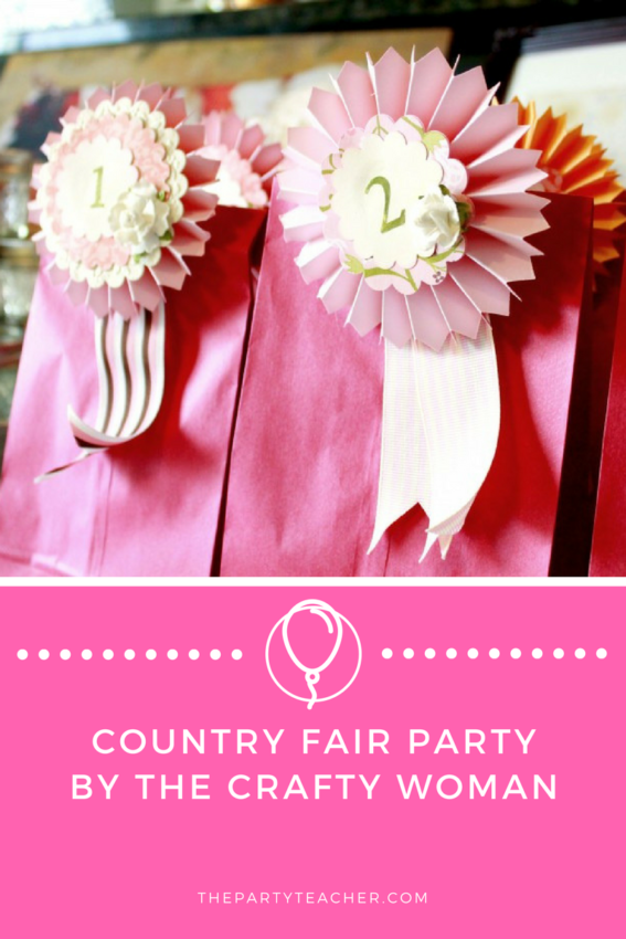 Country Fair Party by The Crafty Woman featured on The Party Teacher