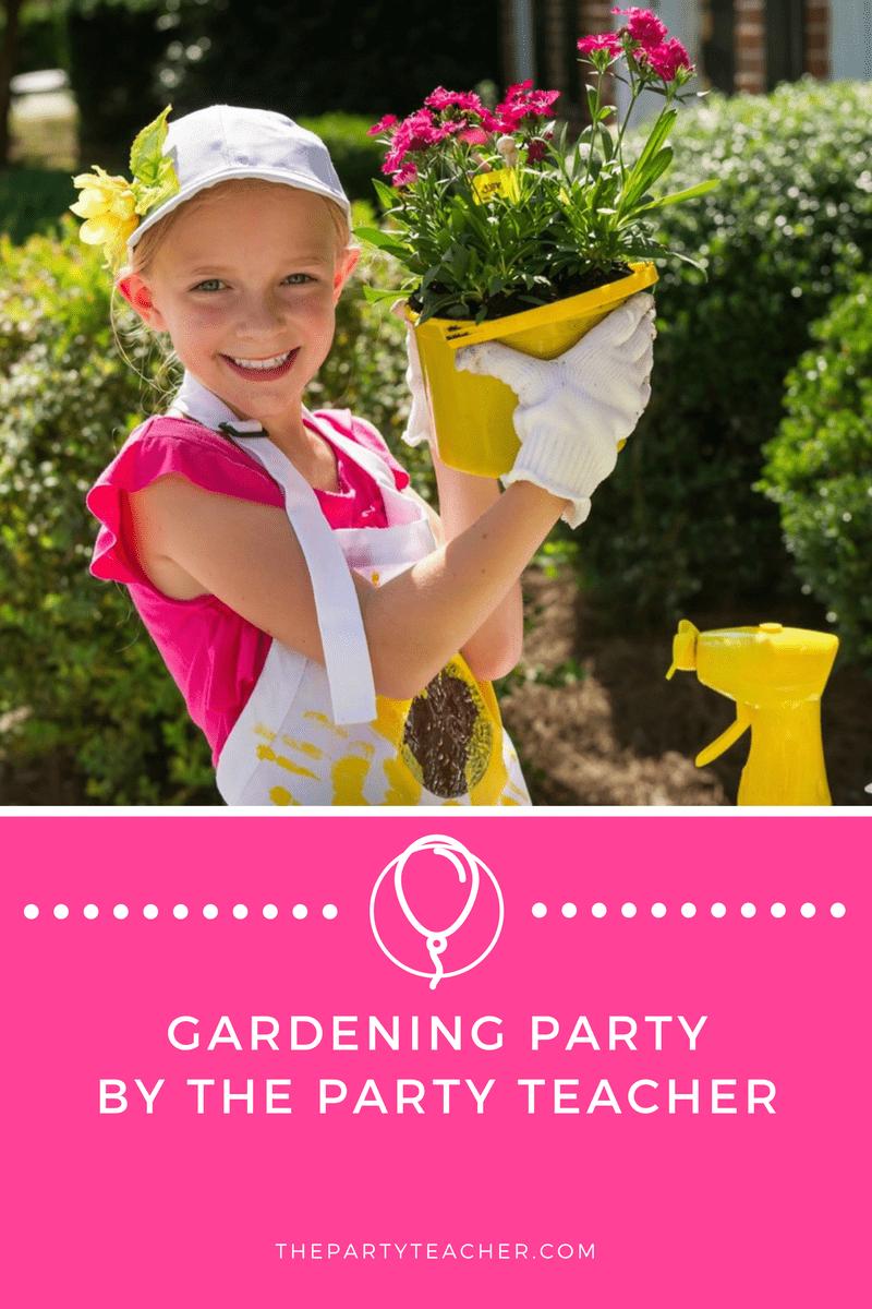 Gardening Party