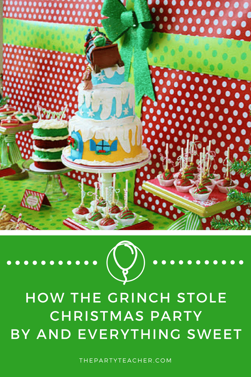 Grinch Party