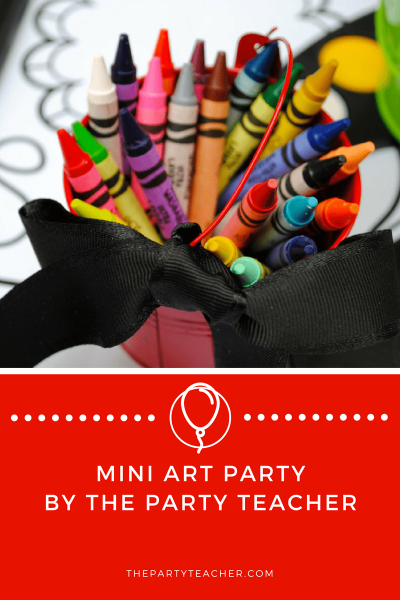 Mini Art Party
