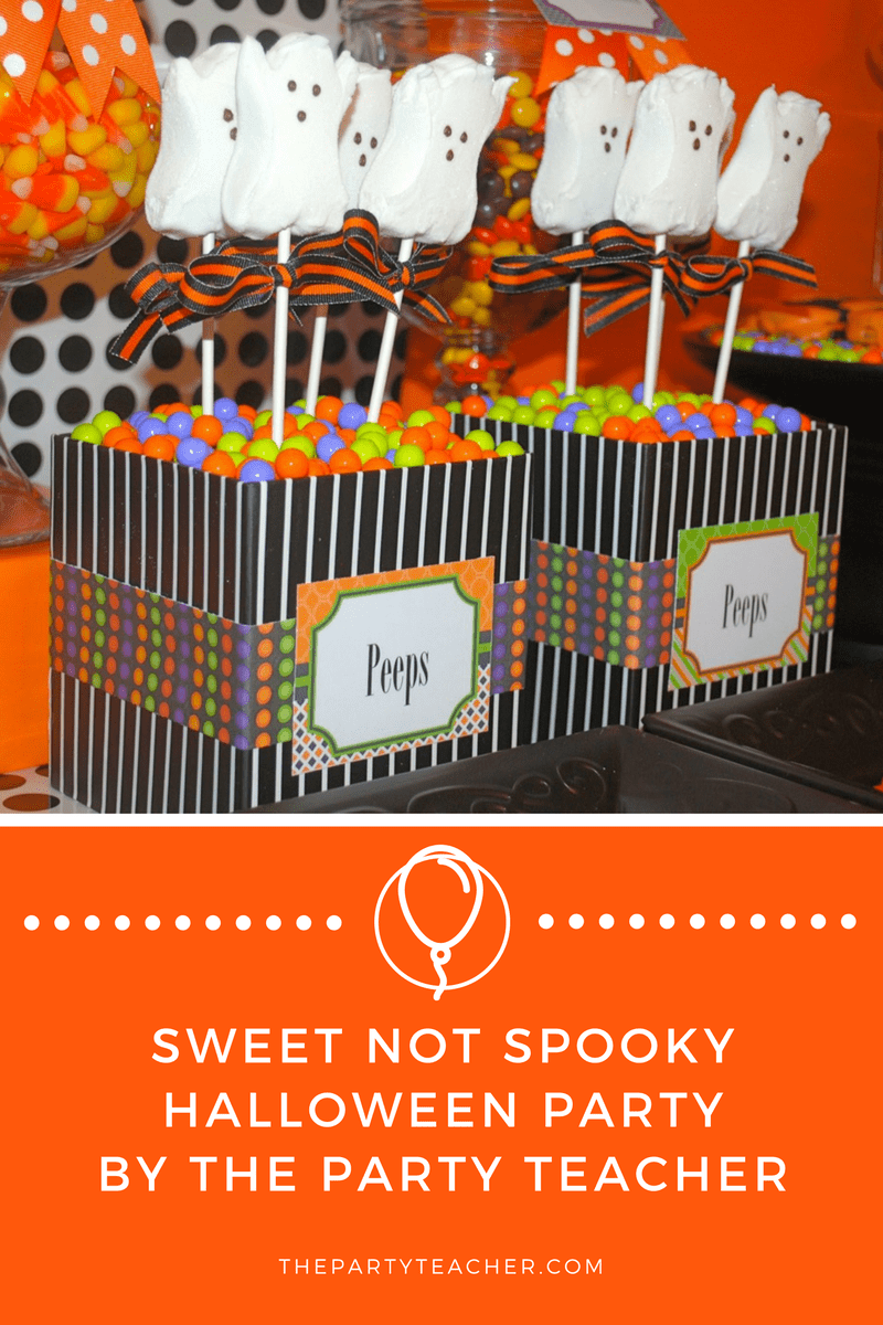 Sweet Halloween Party