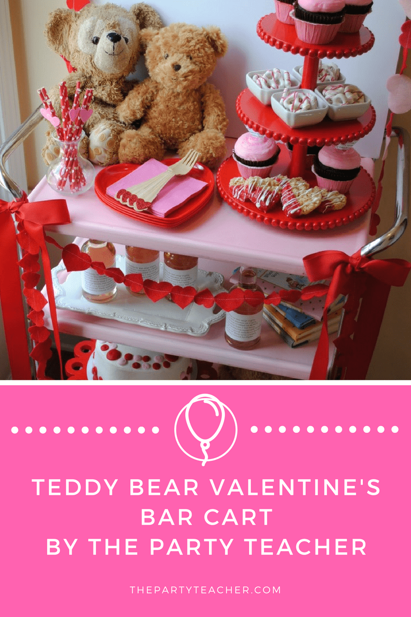 Teddy Bear Valentine's Party