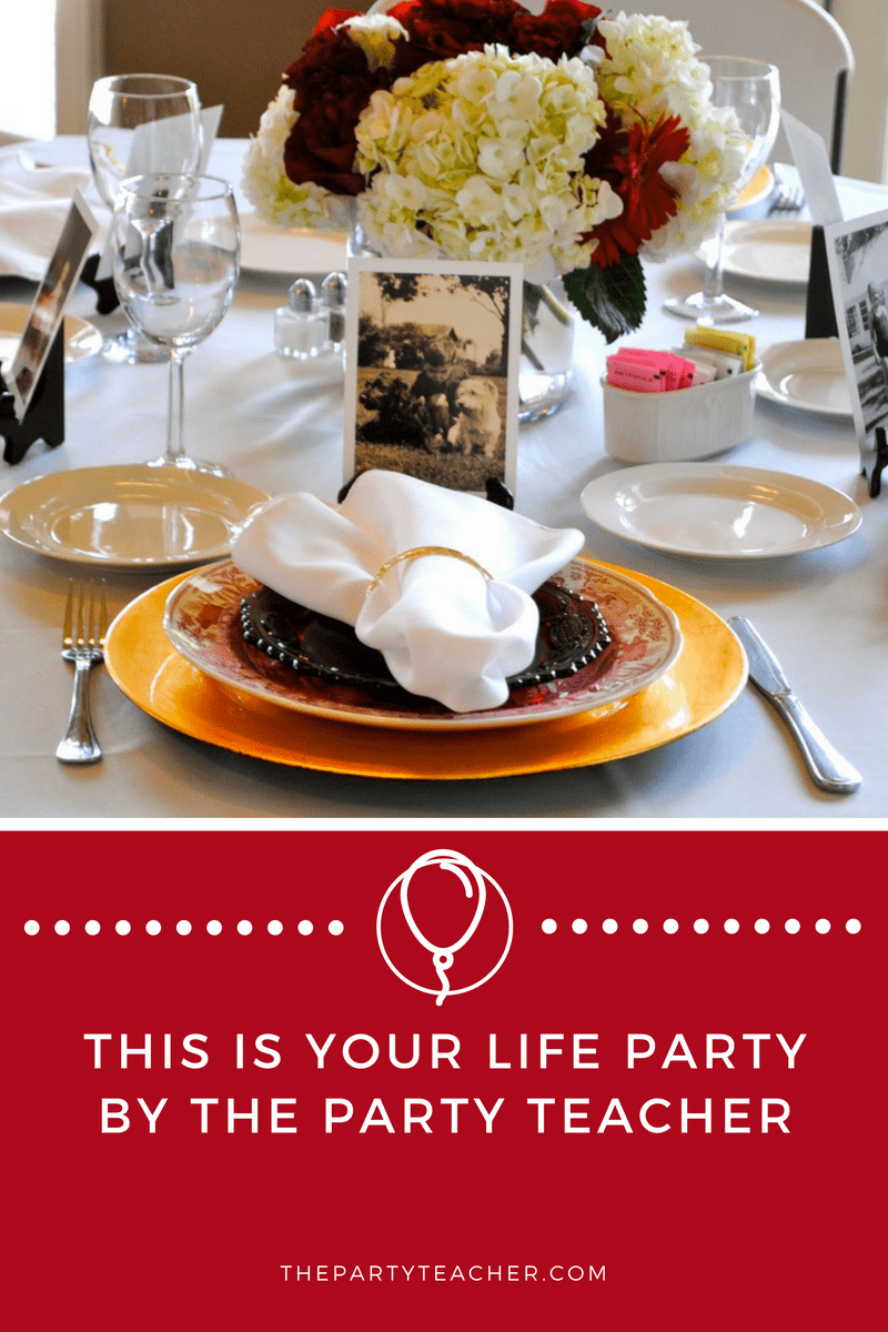 This Is Your Life Party