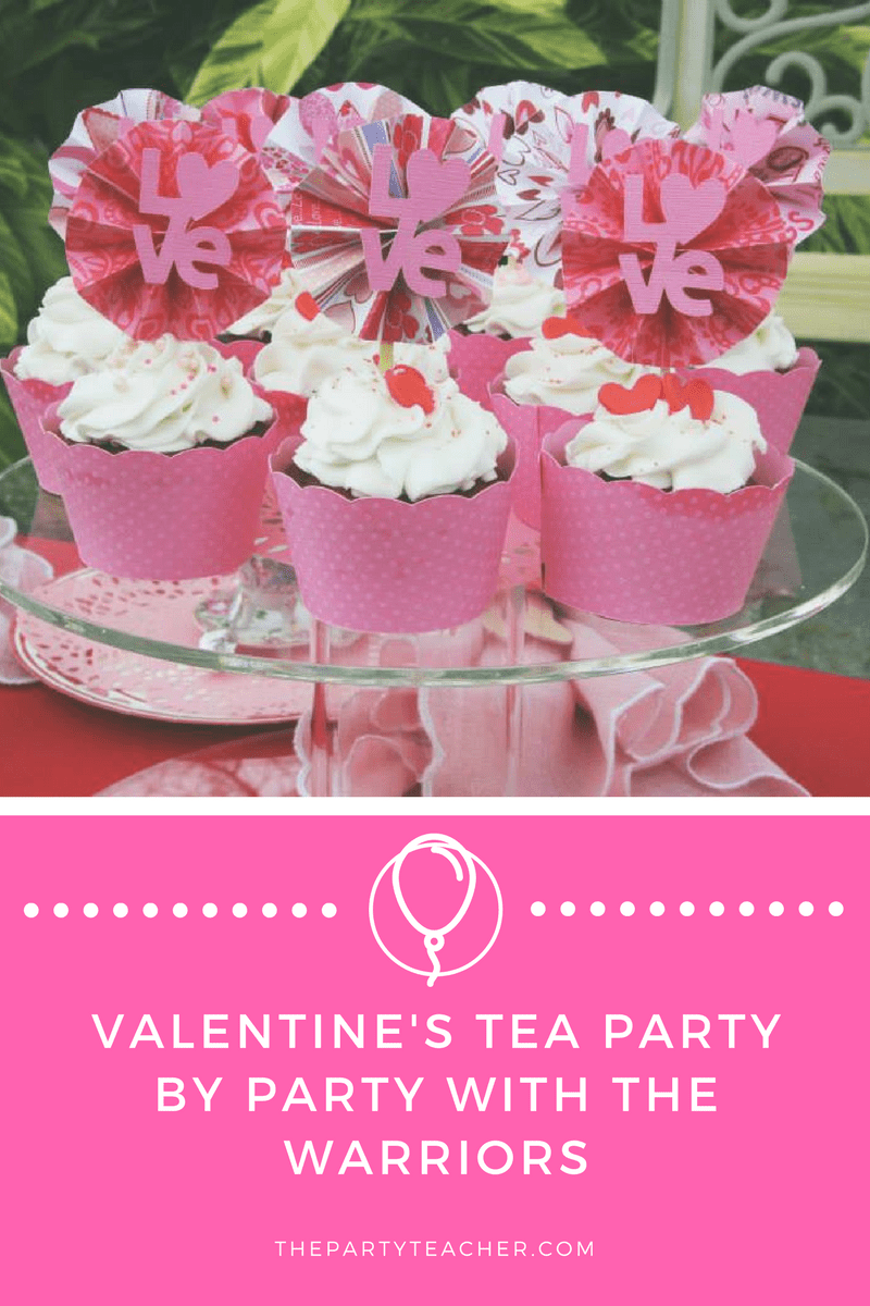 Valentine's Tea Party