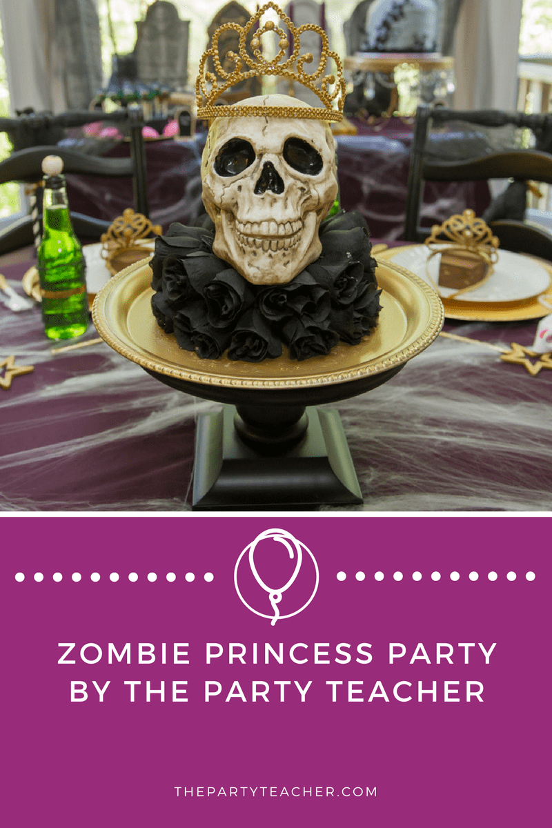 Zombie Princess Party