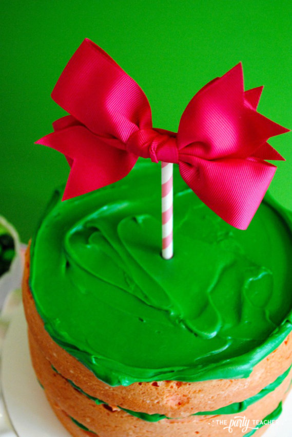 Simply Irish St Patricks Day Party by The Party Teacher - cake topper