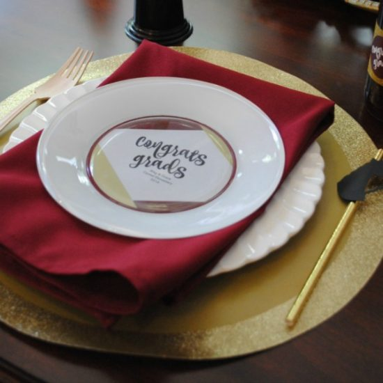 101: How to Style a Party Place Setting
