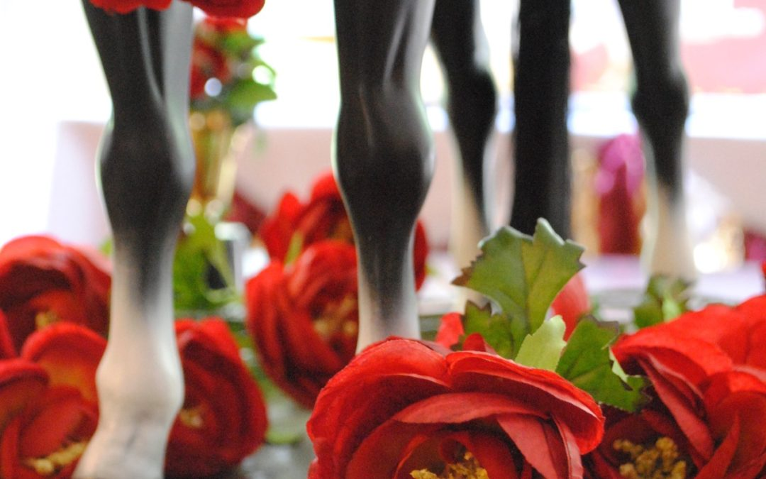 Tutorials: Kentucky Derby Party Centerpieces