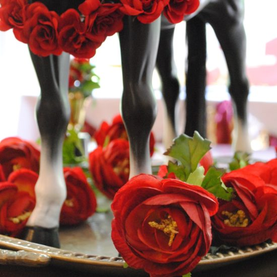Tutorials: How to Make a Kentucky Derby Party Centerpiece