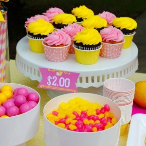 My Parties: Pink Lemonade Stand (And How I Planned It In My Spare Time)