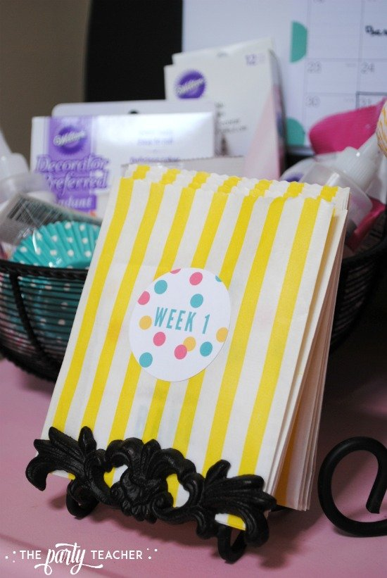 8 weeks of summer fun ideas by The Party Teacher - one set of ideas for each week