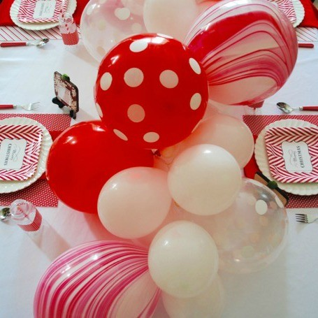 Tutorial: How to Make a Balloon Garland