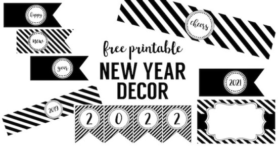 FF Paper Trail Design NYE