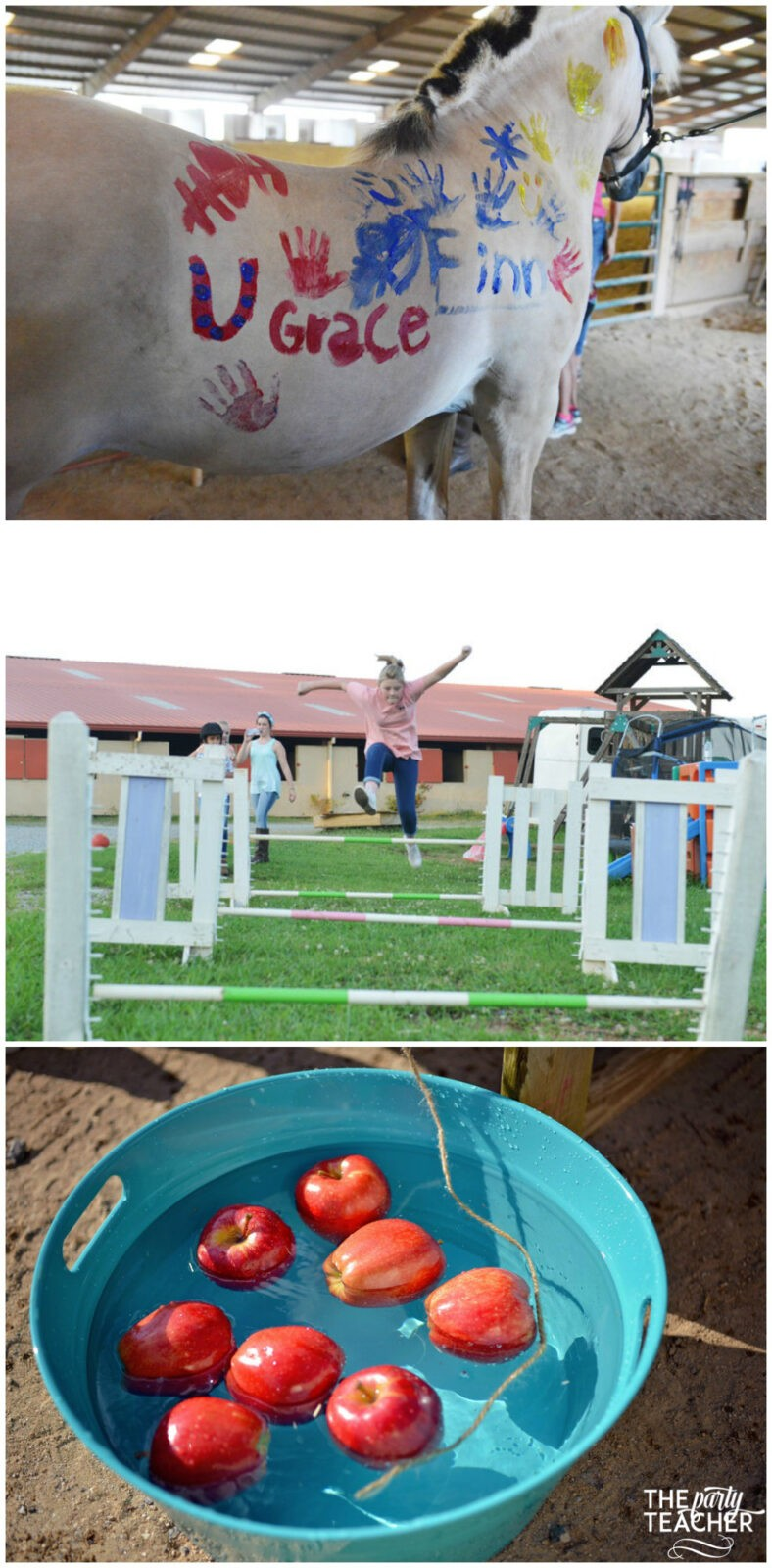 Horseback Riding Party by The Party Teacher-Horse party activities