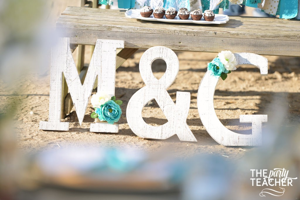 Horseback Riding Party by The Party Teacher - rustic letters