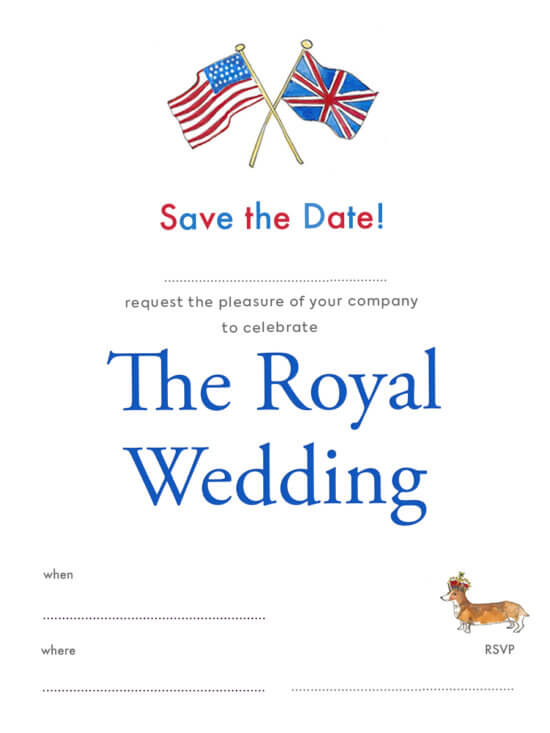 Free_Royal_Wedding_Invitation by Honeytree Post
