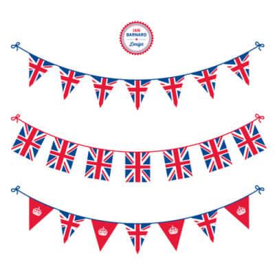 Freebie Friday: Royal Wedding Viewing Party Free Printables