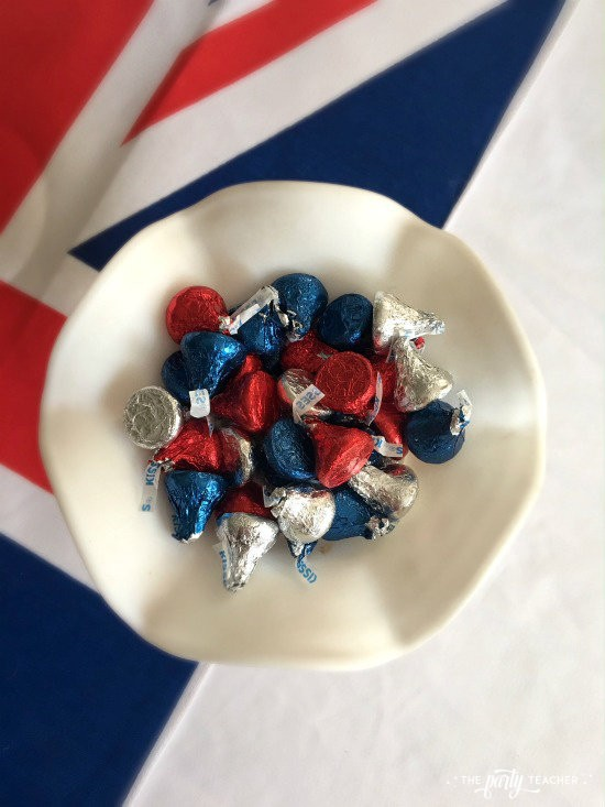 Royal Wedding Viewing Party by The Party Teacher - Hershey Kisses-2