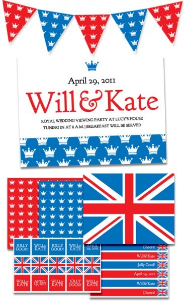 royal-wedding-printables-by Design Editor via Catch My Party