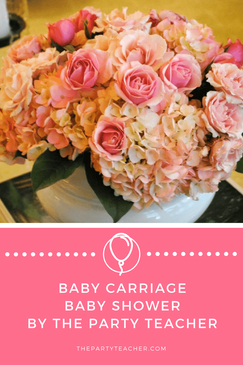 Hearts & Doilies Baby Shower