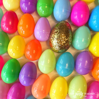 Tutorial: Easter egg garland and backdrop