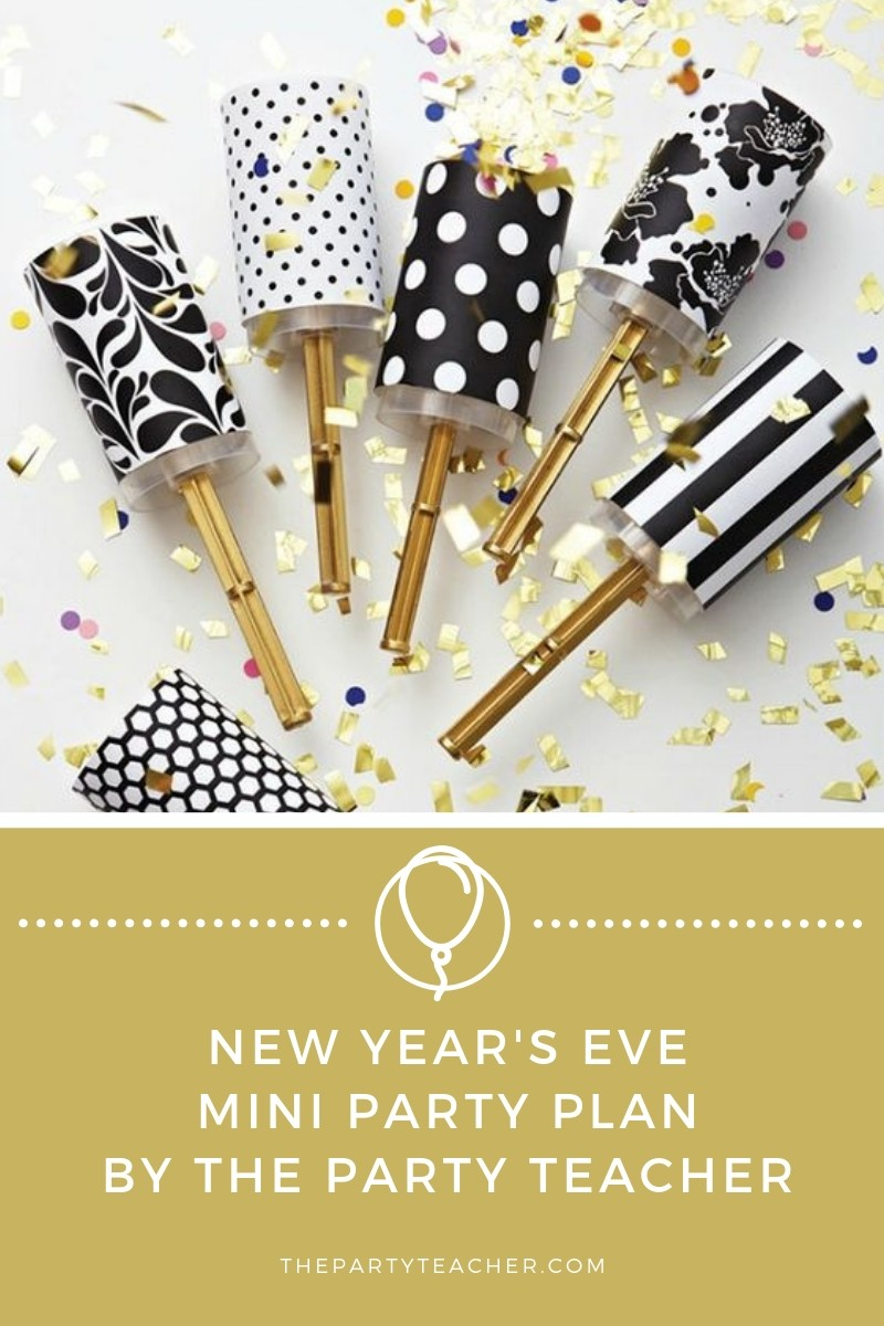 New Year's Eve Block Party