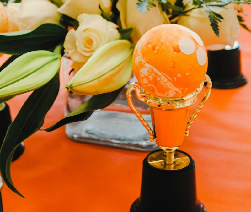 Tutorial: How to make a bowling ball trophy