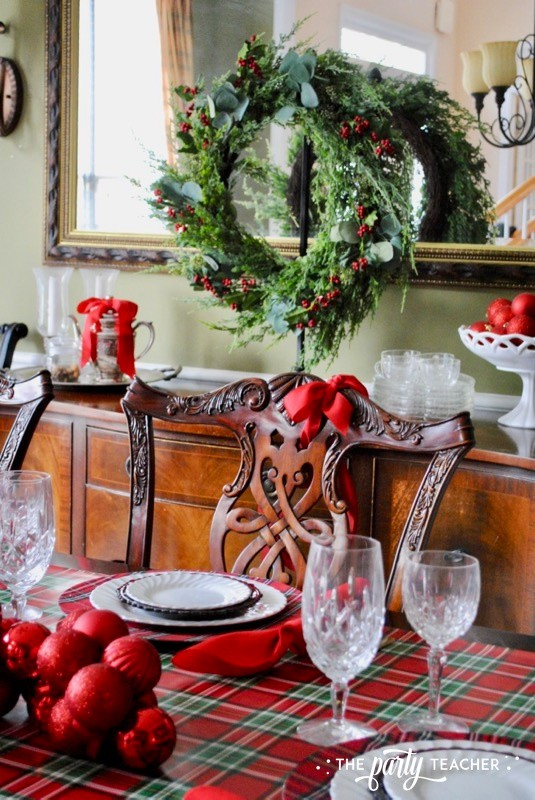 Christmas Chair Decorations 4 Ways by The Party Teacher - 37