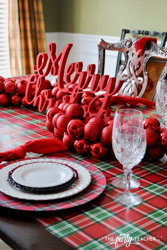 Christmas Chair Decorations 4 Ways by The Party Teacher - 38